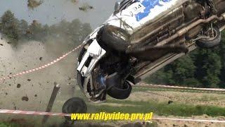 best of crashes vol 8 - 2016 - www.rallyvideo.prv.pl - dzwony kjs crash rally hd