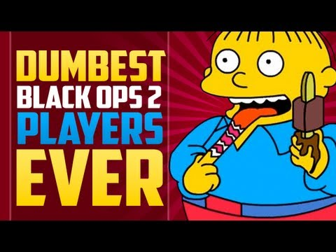 Dumbest Black Ops 2 Players Trolled!