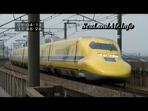 ����������使��PV風�������(����) ���� http://www.youtube.com/watch?v=_IOlVYxxo4M JR Shinkansen, High-speed Railway Inspector, Doctor Yellow http://blog.wildcop....