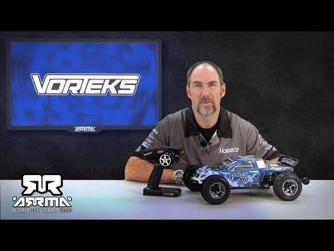 How to make an ARRMA VORTEKS BLX do 65+ mph!