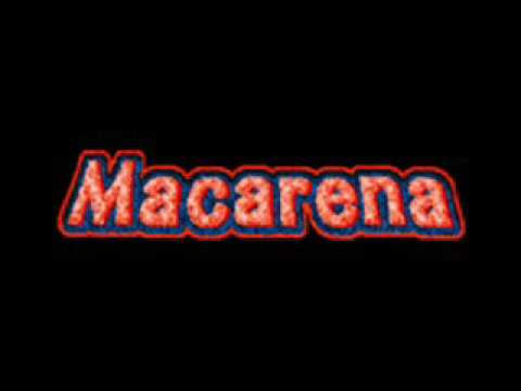 2 Locos In Room - Macarena (Extended Version)