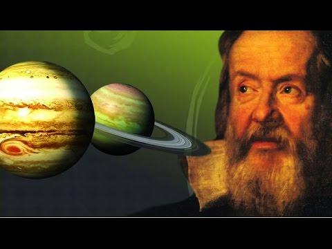 Галилео Галилей - гений всех времен.