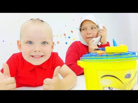 Развивающие игры для детей. Видео с игрушками.