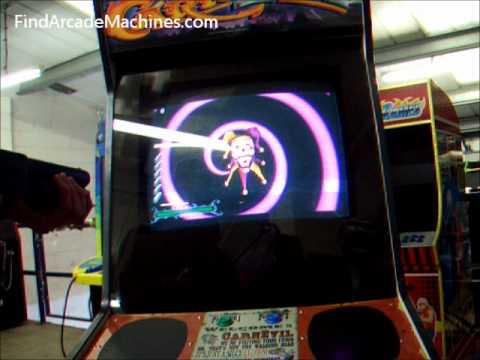 Midway Carnevil Zombies Killer Clowns Chainsaws & More in One Exciting Arcade Machine Cabinet