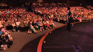 Pink Impact 2013  Priscilla Shirer Part 3