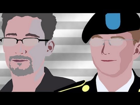 Edward Snowden & Bradley Manning: Treason or Whistleblowers + San Diego Mayor Sexual Harassment