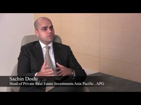 Sachin Doshi: APG's Chongbang Deal Is A Bet On Shanghai