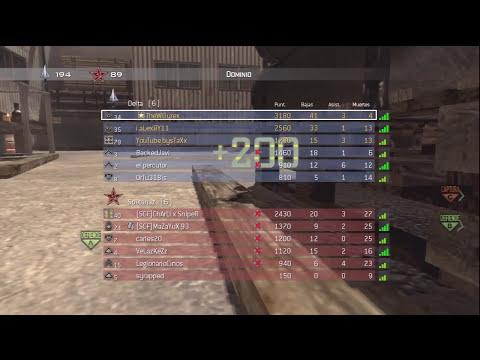 El Sueño de Todo Gamer Hecho Realidad.... - Modern Warfare 3 - Dominio en Hardhat Scar-L