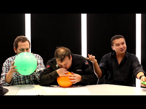 Retrotubers: La Bomba de Helio