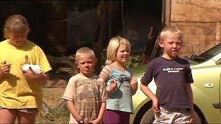 Antler ND North Dakota 'Reverse Apartheid': South Africa's White Slums