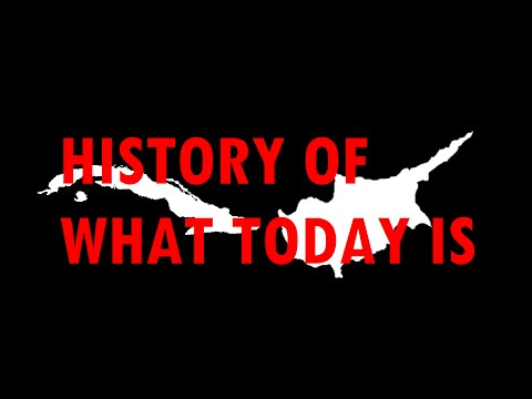 History of what today is: Cuba + Cyprus [#32]