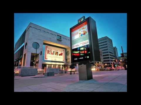 Outdoor LED Screens and Display Billboards in South Africa