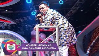 Download Lagu HEBOH! Joget Andalan Eug Nassar Merayu Aulia dan Hijriya   LIDA Gratis STAFABAND