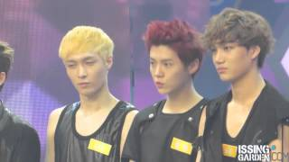 [EXO - M Lay & Luhan] Layhan moments on Happy Camp 130706