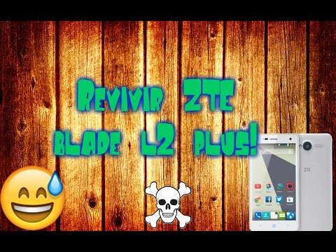 Opera zte blade l3 stock rom tearing out