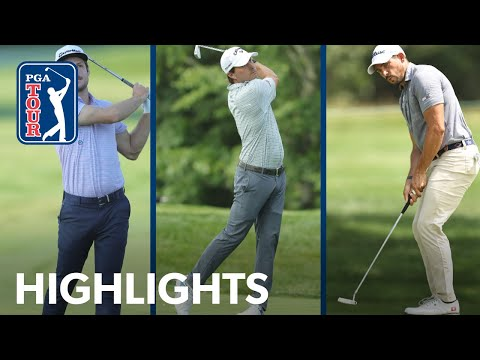 Highlights | Round 1 | Rocket Mortgage Classic 2020