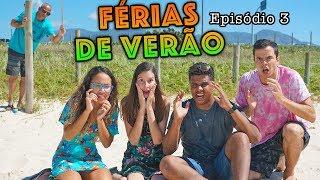 FÉRIAS DE VERÃO! - A REVELAÇÃO! (TEMPORADA 3) - EPI. 3 - KIDS FUN