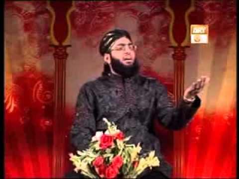 Jise dekhni ho jannat wo madina dekh ae Ahsan Qadri.FLV