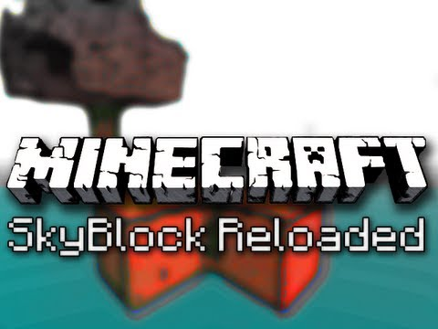 Minecraft: SkyBlock Reloaded Ep. 7 – XP Grinder
