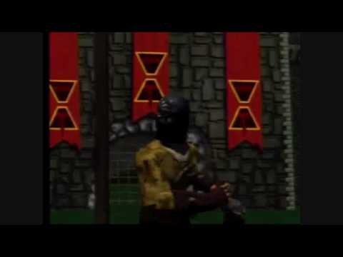 Fighting the town [Blood Omen]