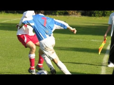 How To Do A Football Nutmeg