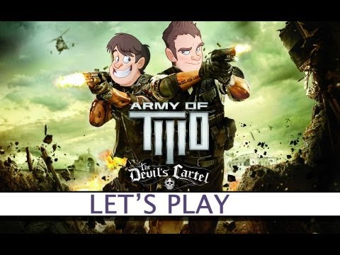 Army of Two: The Devils Cartel - Let's Play - Platform32