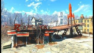 Red Rocket - Visual Comparison (Fallout 3 Vs Fallout 4)