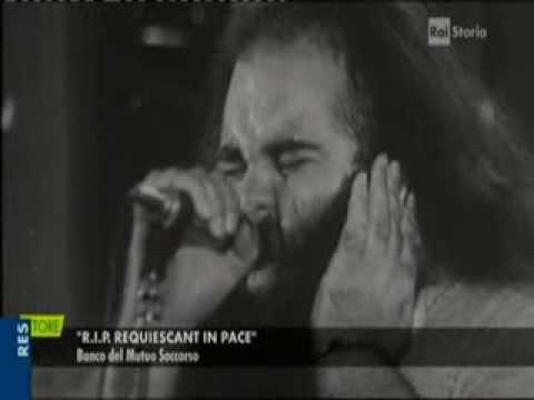 Banco Mutuo Soccorso -   R.I.P ( Live 1972)
