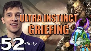 Arteezy - Best Moments #52 - ULTRA INSTINCT GRIEFING - BOY VERSUS THE WORLD