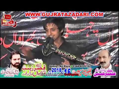 Zakir ALi Abbas Askari | 16 December 2018 | Markiwal | Sialkot