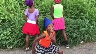 Who Runs The World - Beyoncé | The Happy African Kids Dance Version ( Dream Catchers Dance)