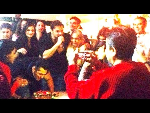 Must Watch: Salman Khan's Midnight Birthday Bash