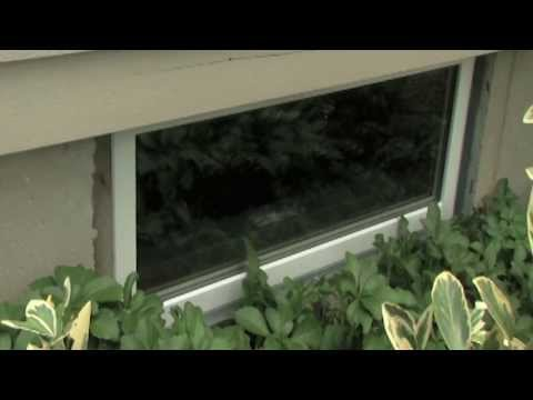 Replacing Rusty, Leaky Basement Windows | Ask the Expert | Leader Basement Systems
