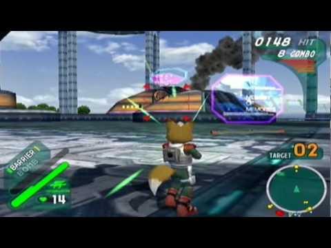 Let's Play Star Fox Assault (Part 13) Sure Shot