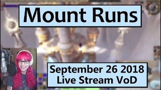 Mount Runs! Farming ToTFW