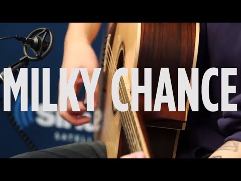 Milky Chance wrecking Ball Miley Cyrus Cover    Siriusxm video