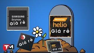 """Chip smartphone giá rẻ sẽ bị """"khai tử""""?"""
