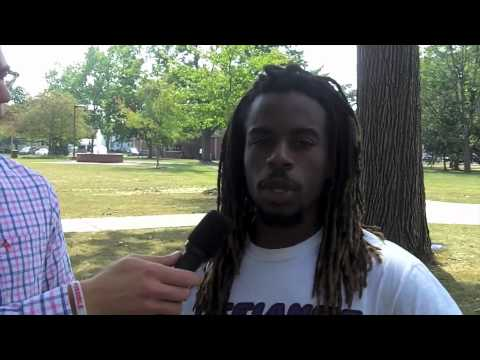 Defiance College -- Inside the Hive talks with Ashten Forde