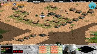 AoE 44 Random BiBiClub vs Liên Quân POW 28-11-2017