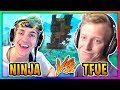 Ninja & Tfue Finally 1v1 To See Who is the Best Fortnite Player! thumbnail