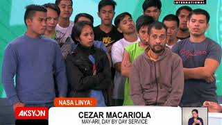 Itimbre mo kay Tulfo: Delayed pasahod, tinawagan ang amo Jan. 12, 2018