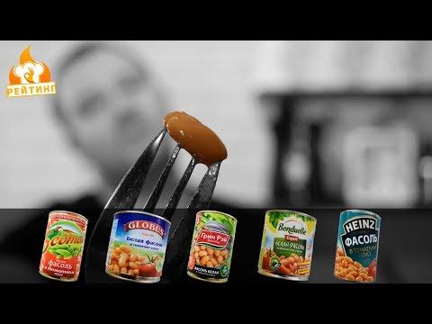 Рейтинг: Фасоль в томатном соусе