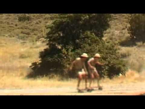 Elephant Safari Skateboarding (Wildboyz in Kenya)