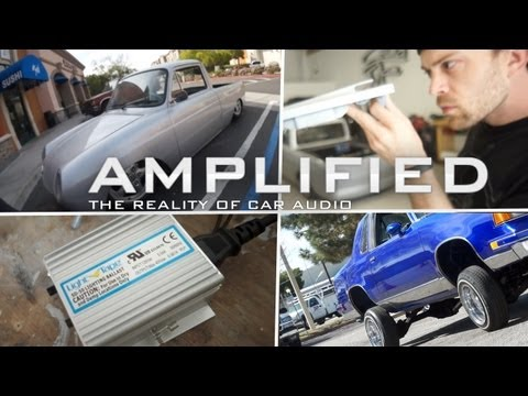 How to make your car cool - hydraulics, Air bags, iPad dash mods, and Light Tape - Amplified #99