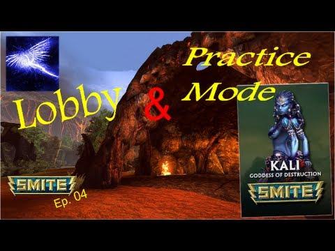 SMITE - Ep. 03 - Detonando o Lobby e Joust Practice