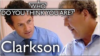 Jeremy Clarkson Tracks Down New Owner Of His Family's Business | Who Do You Think You Are