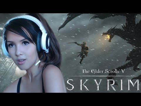 🔴 SKYRIM | Building my FIRST BATTLE-MAGE!!! | Finding the best Follower!