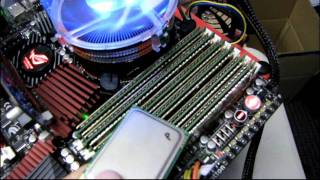 Rampage III Extreme 24GB RAM Core i7 980X SUCCESS!! Linus Tech Tips
