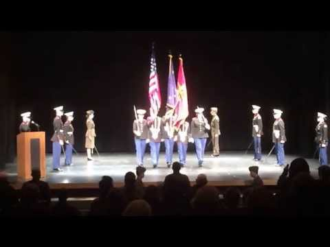 US Marine Corps Birthday Celebration