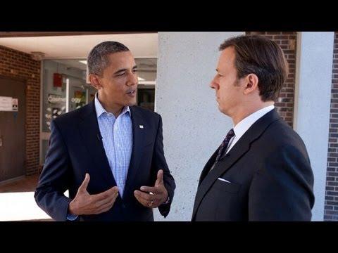 President Obama Done Presidenting?
